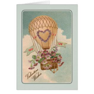 Vintage Valentine Card at Zazzle