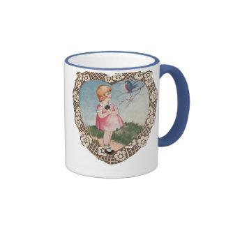 Vintage Valentine Coffee Mug