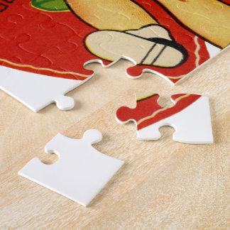 Vintage Valentine Jigsaw Puzzle