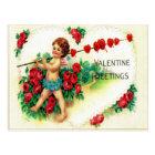 Vintage Valentine Postcard