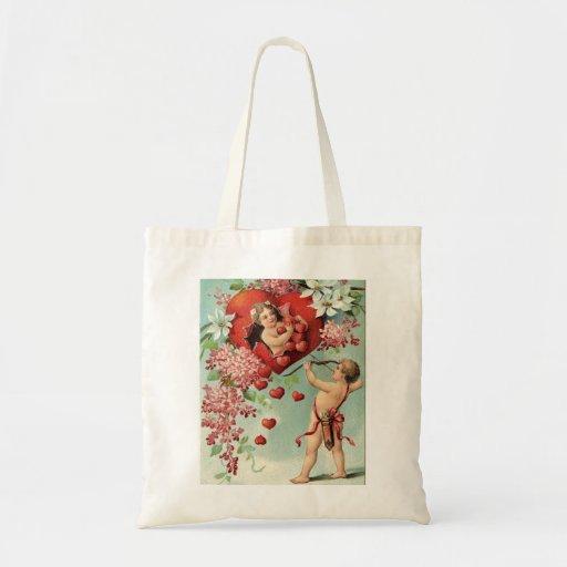 Vintage Valentine's bag