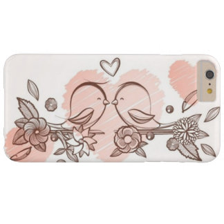 Vintage : Valentine's day - Barely There iPhone 6 Plus Case