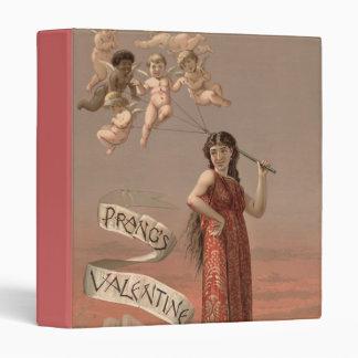 Vintage : Valentine's day - Binder