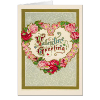 Vintage Valentines Day Cards  Greeting  Photo Cards  Zazzle