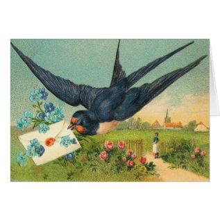 Vintage Valentine's Day Card at Zazzle