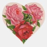 Vintage Valentine's Day Holiday sticker