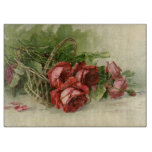 Vintage Valentine's Day, Victorian Red Roses