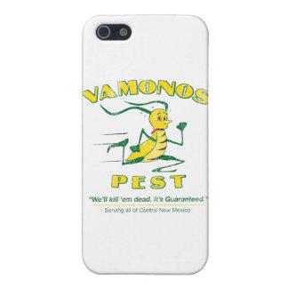 Vintage Vamonos Pest Case For iPhone SE/5/5s