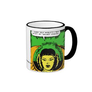 Vintage Vampire Coffee Mugs