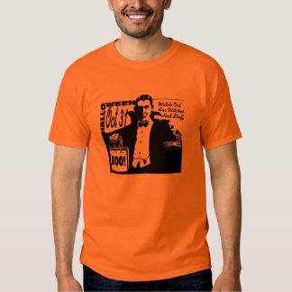 Vintage Vampire Warning T Shirt