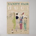 """Vintage Vanity Fair Poster<br><div class=""""desc"""">Vintage Vanity Fair Poster</div>"""
