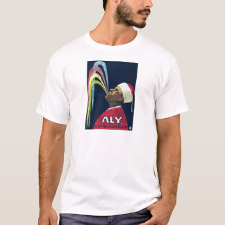 Vintage Vaudeville Aly, the Mysterious Egyptian T-Shirt