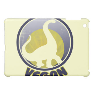 Vintage Vegan Dinosaur Case For The iPad Mini