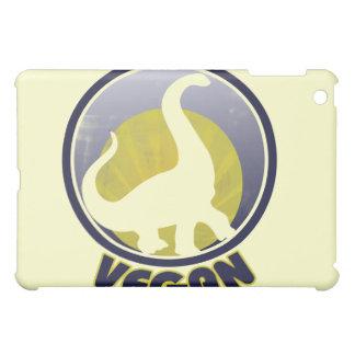 Vintage Vegan Dinosaur Case For The iPad Mini