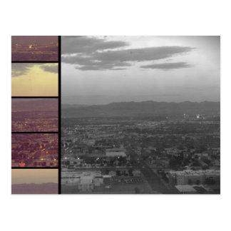 Vintage Vegas Postcard