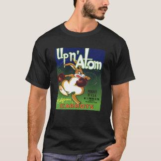 Vintage Vegetable Crate Label Shirt