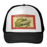 Vintage Vegetable Label Art, None Such Sugar Corn Trucker Hat