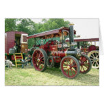 vintage vehicle and  trailer cards