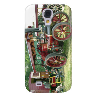 vintage vehicle and  trailer galaxy s4 cover