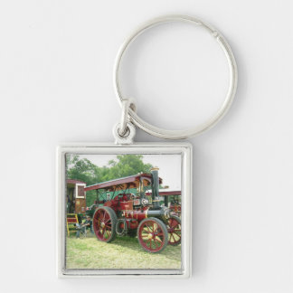 vintage vehicle and  trailer keychain