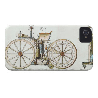 Vintage Vehicle Case-Mate iPhone 4 Case