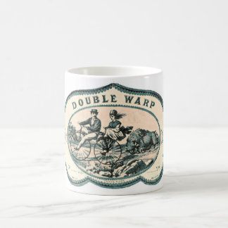 Vintage Velocipede Bicycle Ad Coffee Mug