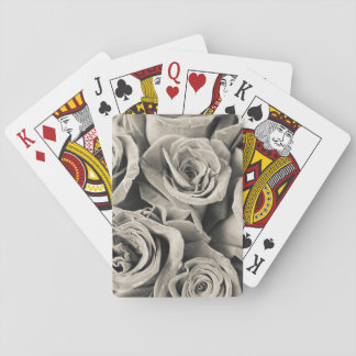 Vintage Velvet Beauty Playing Cards