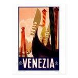 Vintage Venezia Postales