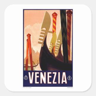 Vintage Venezia Stickers