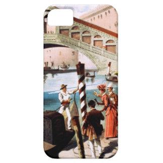 Vintage Venice Gondola iPhone SE/5/5s Case