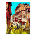 Vintage Venice, Italy Postcard