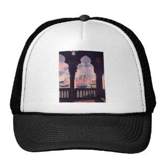 Vintage Venice Italy Travel Trucker Hat