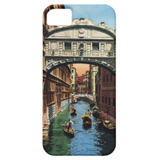Vintage Venice, the Bridge of Sighs iPhone 5 Cover