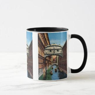 Vintage Venice, the Bridge of Sighs Mug