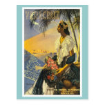 Vintage Veracruz Tarjetas Postales