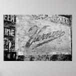 Vintage Vernors Wall Ann Arbor Michigan Original Posters