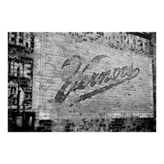 Vintage Vernors Wall Ann Arbor Michigan Original Posters