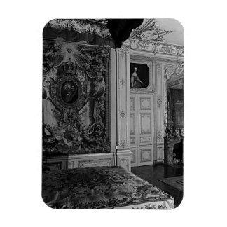 Vintage Versailles Palace Louis XV Bed chamber Magnet