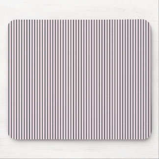 Vintage Vertical Stripes - Customize Mouse Pad
