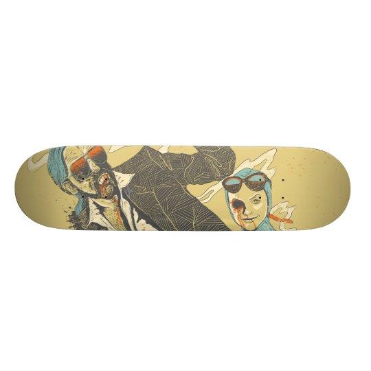 Vintage Vicious Skateboard Deck