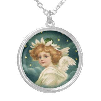 Vintage Victorian Angelic Christmas Angel, Stars Custom Jewelry
