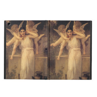 Vintage Victorian Angels, Youth by Bouguereau iPad Air Case