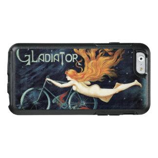 Vintage Victorian Art Nouveau, Gladiator Cycles OtterBox iPhone 6/6s Case
