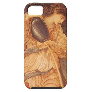Vintage Victorian Art, Temperantia by Burne Jones iPhone 5 Covers