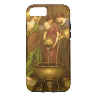 Vintage Victorian Art, The Danaides by Waterhouse iPhone 7 Case