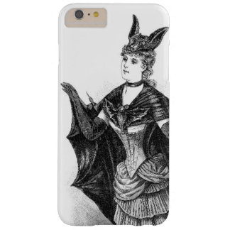 Vintage victorian bat woman case