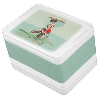 Old fashioned igloo coolers old fashioned cooler designs - Igloo vintage ...