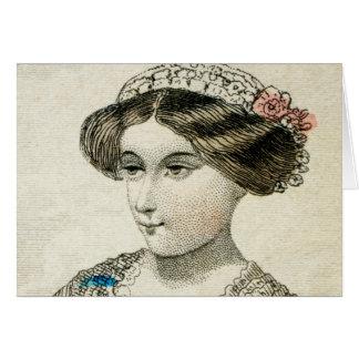 Vintage Victorian Card