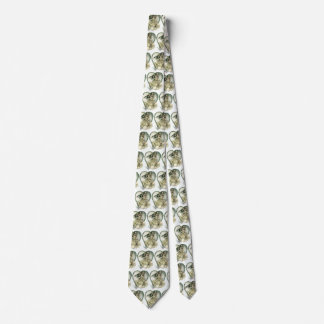 Vintage Victorian Christmas Wedding Tie