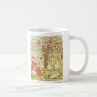 Vintage Victorian & Cute: The Pied Piper Mugs